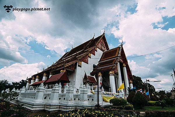 大城 帕蒙空博碧寺 Vihara Phra Mongkhon Bophit (6).jpg