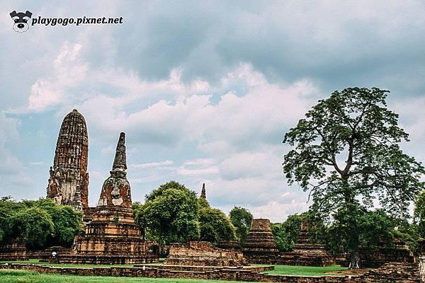 大城 普蘭寺  Wat Phra Ram  (8).jpg