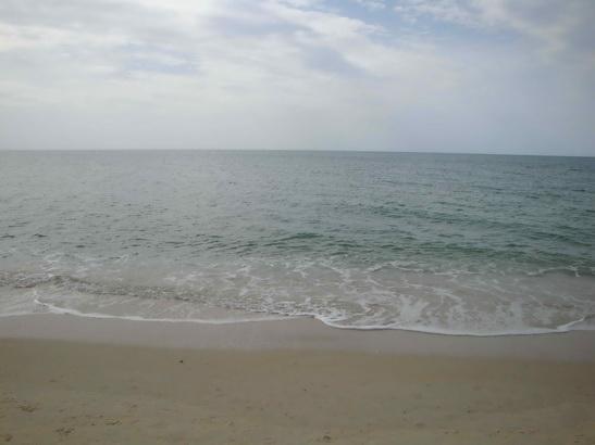 sliver beach