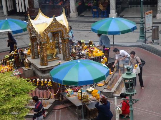 佛教在泰國真的是一個相當了不起的宗教