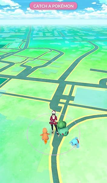 (入門級) Pokémon Go 遊戲介紹+初期流程