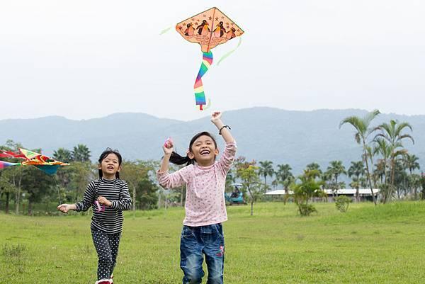 玩風箏去~