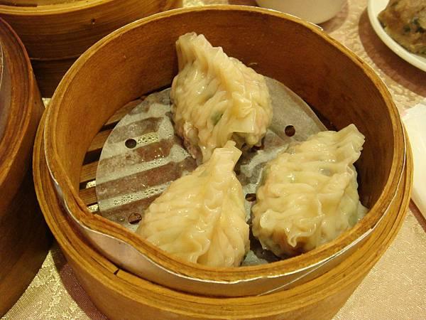 海鮮魚翅餃