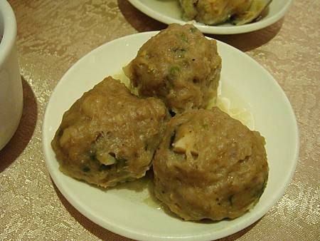 西菜牛肉丸