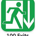 100 Exits
