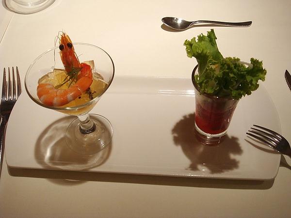 開胃菜:時蔬雙重奏