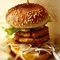 紐奧良雙層香雞漢堡