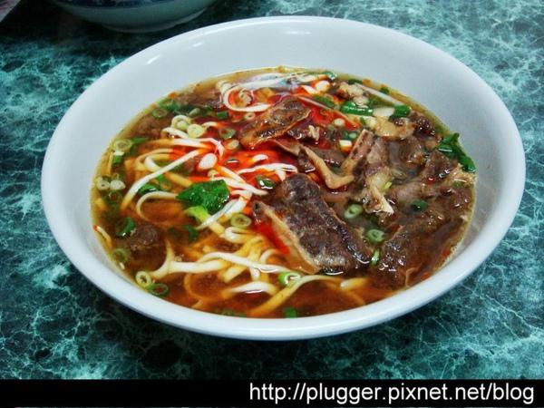 紅燒牛肉麵(小辣)