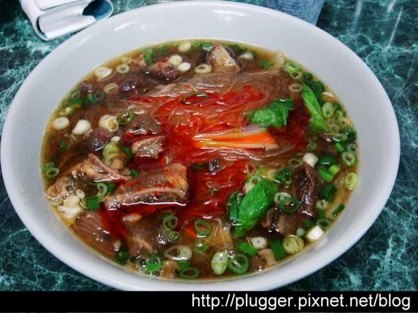 紅燒牛肉冬粉(小辣)