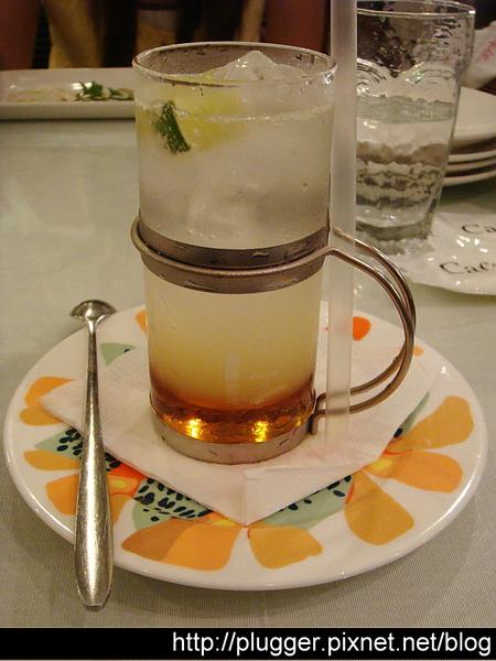 蜂蜜檸檬蘇打