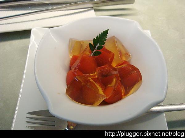 梅醋蜜番茄