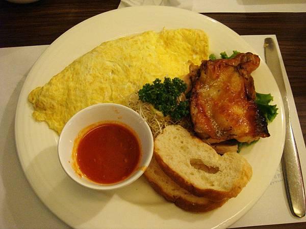 法式鄉村早餐