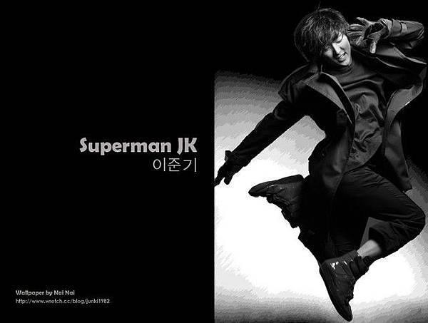 【自製桌布】Cosmopolitan Superman JK