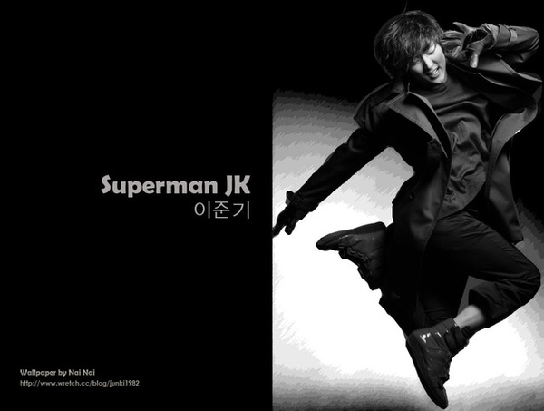 【自製桌布】Cosmopolitan Superman JK