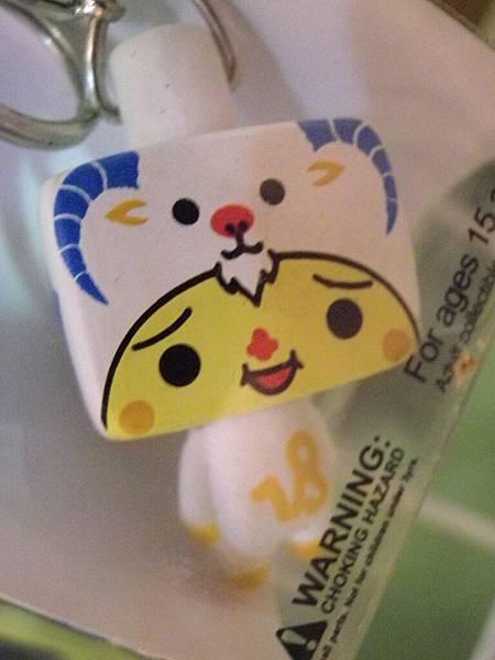 豆腐人星座版
