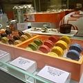 色彩濱紛的馬卡龍~這是遠古歐洲招待高級貴賓的甜點