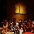 卡城幫第一次的Karaoke party~  影片檔不能放, 看不到crazy的一面啦><