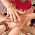 千層手multi-layer hand