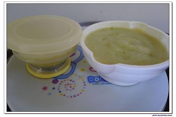 副食品-蔬菜蘋果米糊 (5)