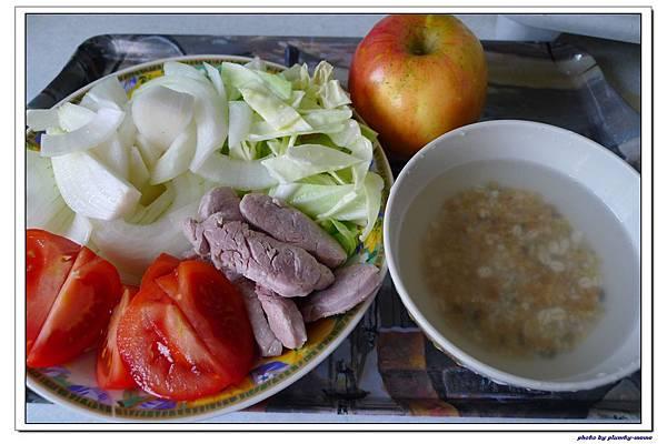 副食品-蔬菜蘋果豬肉五穀米糊 (8)
