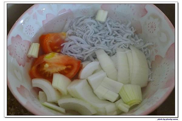 副食品-蔬菜吻仔魚五穀粥 (9)