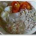 副食品-蔬菜吻仔魚五穀粥 (14)