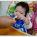副食品-吻仔魚地瓜胡蘿蔔麵線