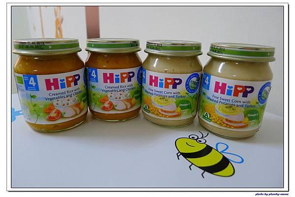 副食品-HIPP(喜寶)雞肉全餐 (4)
