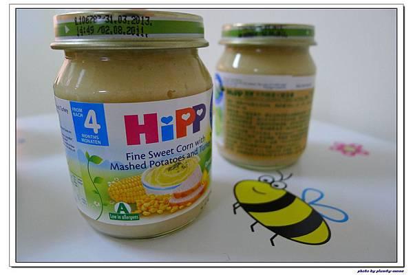 副食品-HIPP(喜寶)雞肉全餐 (10)