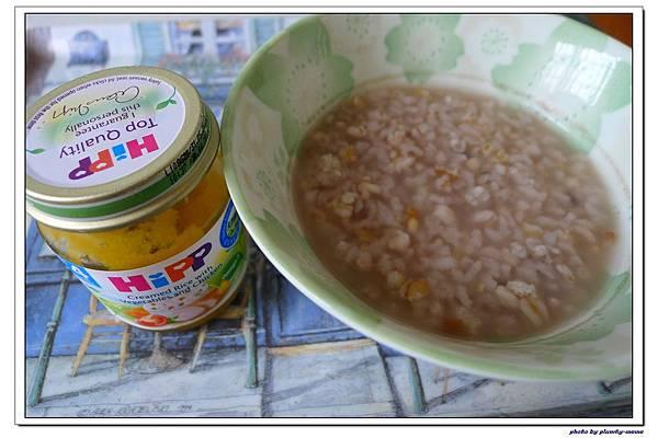 副食品-HIPP(喜寶)雞肉全餐+五穀粥 (2)