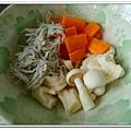 副食品-小白菜旗魚