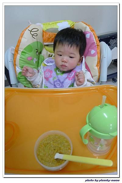 副食品-小白菜玉米筍紅蘿蔔五榖粥 (10)