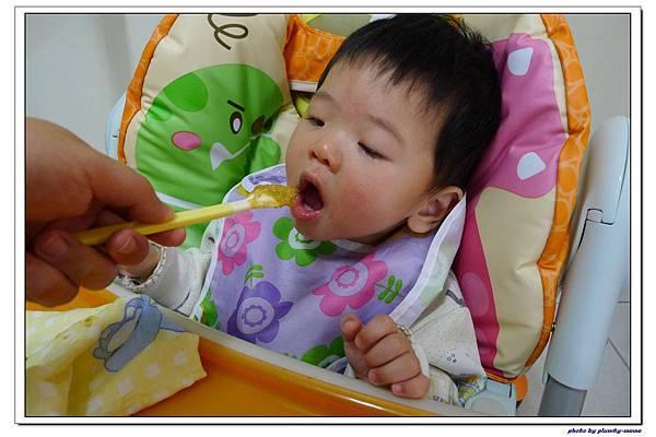 副食品-小白菜玉米筍紅蘿蔔五榖粥 (13)