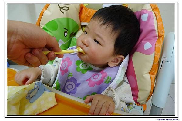 副食品-小白菜玉米筍紅蘿蔔五榖粥 (14)