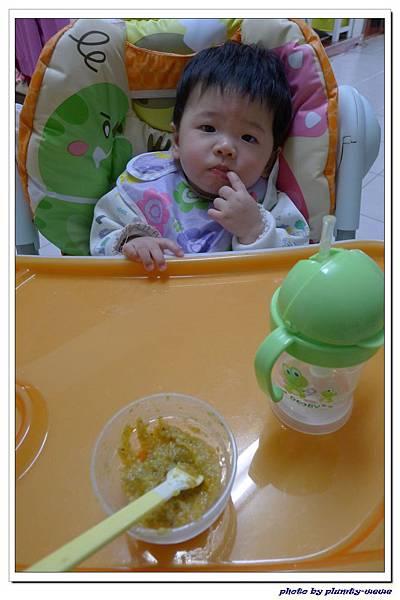 副食品-小白菜玉米筍紅蘿蔔五榖粥 (17)
