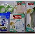 Playtex防脹氣拋棄式奶瓶