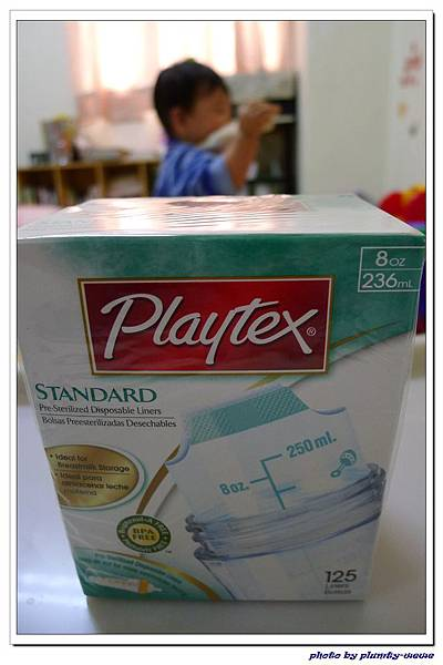 Playtex防脹氣拋棄式奶瓶 (4)