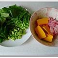 副食品-蘆筍菠菜南瓜豬肉泥 (6)