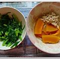 副食品-蘆筍菠菜南瓜豬肉泥 (9)