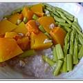 副食品-蘆筍南瓜五穀粥 (5)