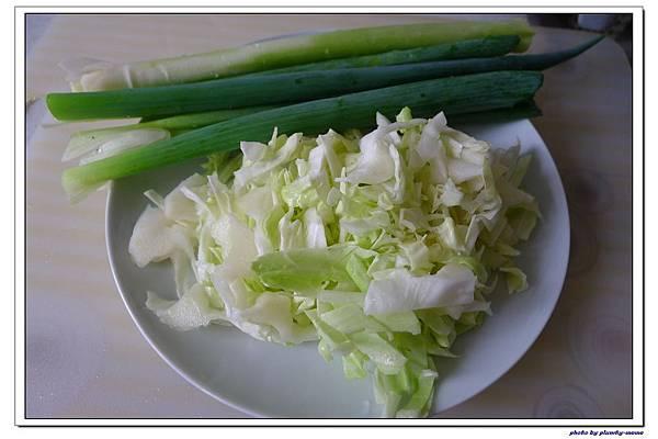 副食品-青蔥高麗菜蘆筍五穀粥 (3)