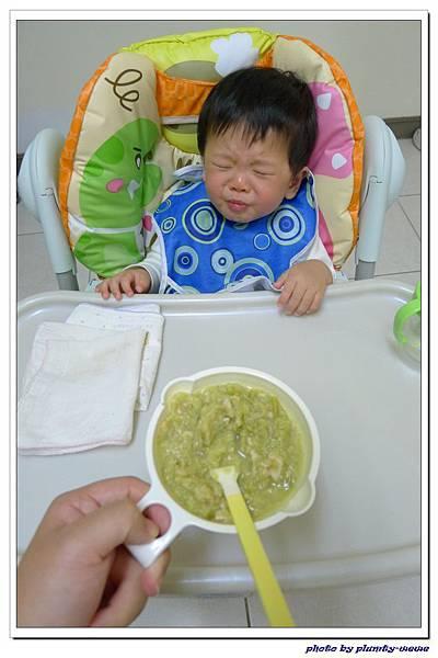 副食品-青蔥高麗菜蘆筍五穀粥 (8)