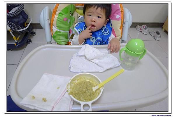 副食品-青蔥高麗菜蘆筍五穀粥 (10)