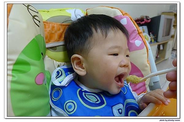 副食品-甜椒豆腐豬肉五穀粥