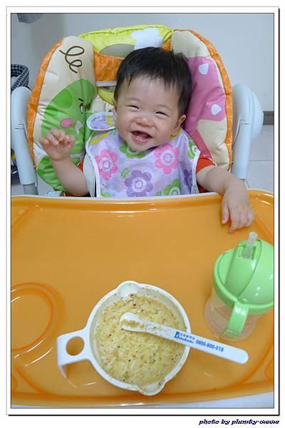 副食品-香菇甜椒玉米豬肉五穀粥
