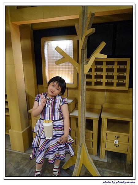 紙箱王蜜蜂故事館