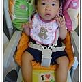 嬰兒用餐強力吸盤架試用結果