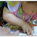 嬰兒用餐強力吸盤架試用結果 (9)