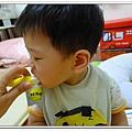 香蕉牙刷Baby Banana Brush試用 (2)