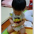 香蕉牙刷Baby Banana Brush試用 (3)